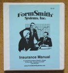 FormSmith Insurance Manual