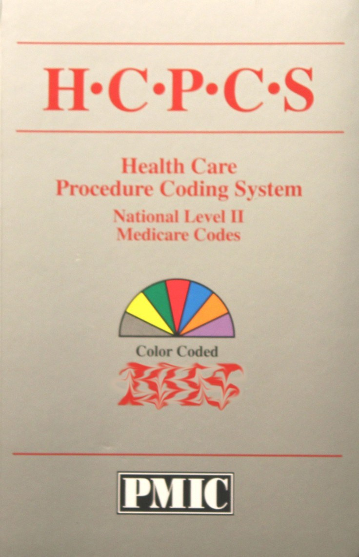 HCPCS Code Book